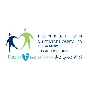 Fondation Centre Hospitalier Granby