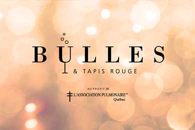 Bulles et Tapis Rouge